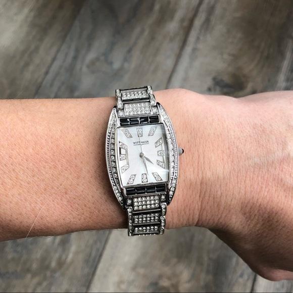 Wittnauer Crystal Watch